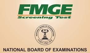 FMGE Result 2016