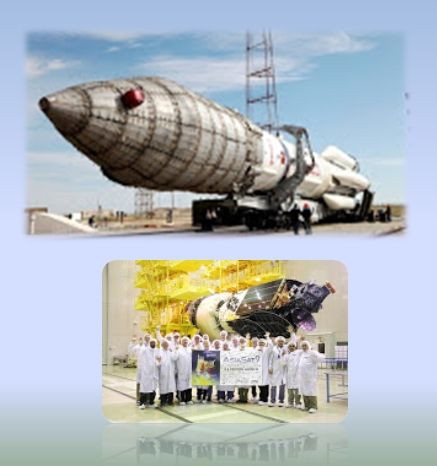 This satellite is most powerful satellite of Asia region. It has higher bandwidth and specially designed to deliver significantly improved power. It is the replacement satellite for Asiasat 4 at 122 E. Asiasat 9 have multiple C, Ku, Ka Band payloads.