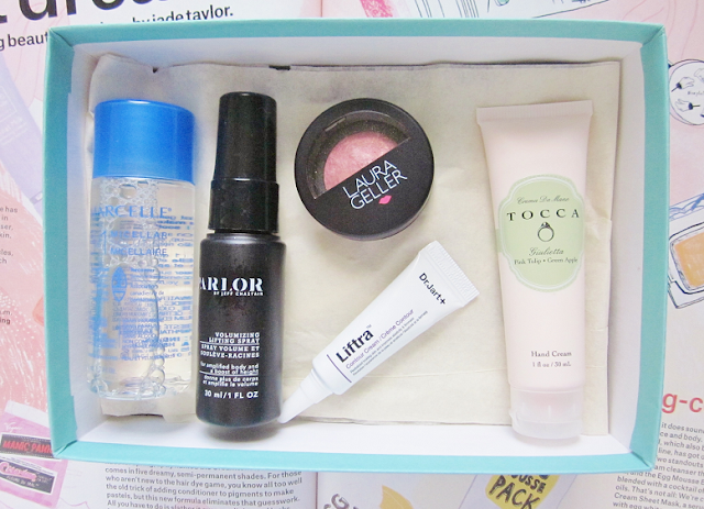 April Birchbox Unboxing