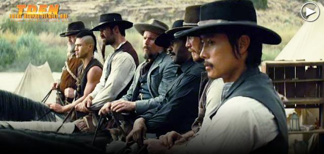 Primul trailer al filmului western The Magnificent Seven