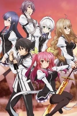 Download Anime Rakudai Kishi no Cavalry BD Subtitle Indonesia Batch