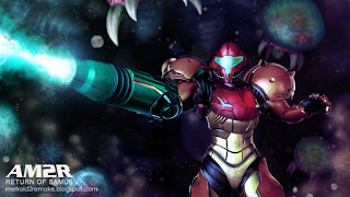 download, game, metroid 2, remake, pc, window