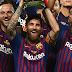 FC Barcelona 2:1 Sevilla, SuperCopa de Espãna: Match Review