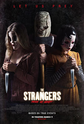 The Strangers Prey at Night 2018 DVD R1 NTSC Latino