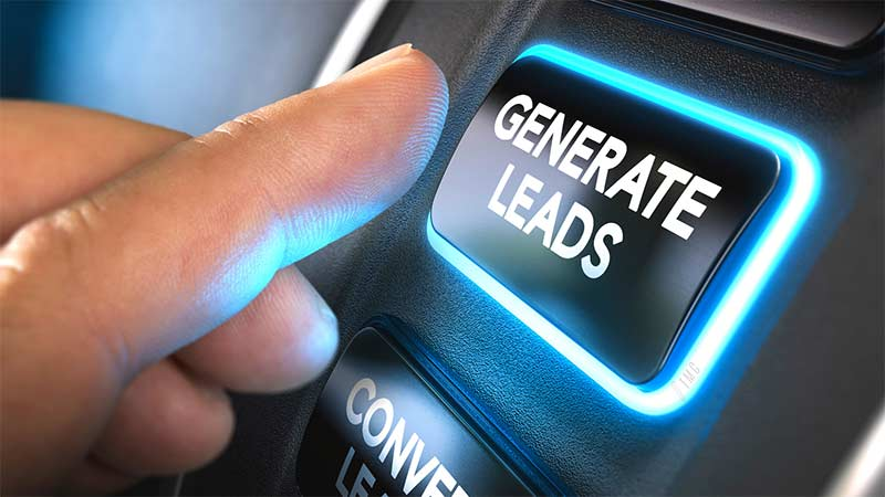 Generate Leads For Your Business