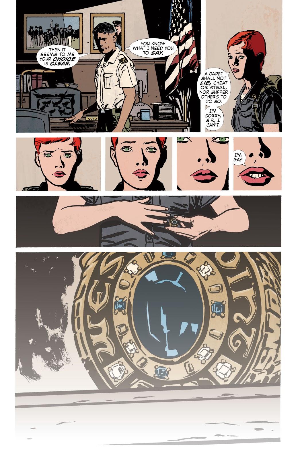 Read online Detective Comics (1937) comic -  Issue # _TPB Batwoman – Elegy (New Edition) (Part 2) - 7