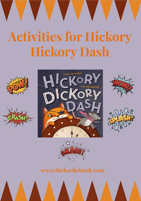 Activities for Hickory Hickory Dash