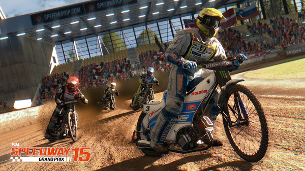 FIM Speedway Grand Prix 15 Setup Download