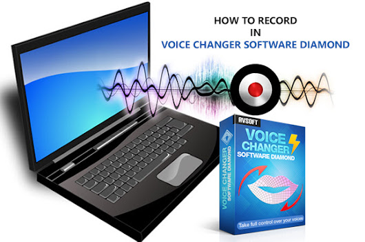 How to record in Voice Changer Software Diamond
