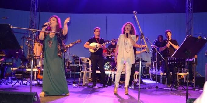 Τεράστια επιτυχία στη συναυλία Βιτάλη-Γλυκερίας με οργανωτή τη Νίκη Λευκάδας