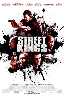 Street Kings Poster