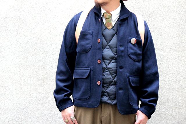 6587ffe0a41 Universalworks 14fw 14aw lobourjacket thehillside necktie comfy  nigelcabourn nisushotel