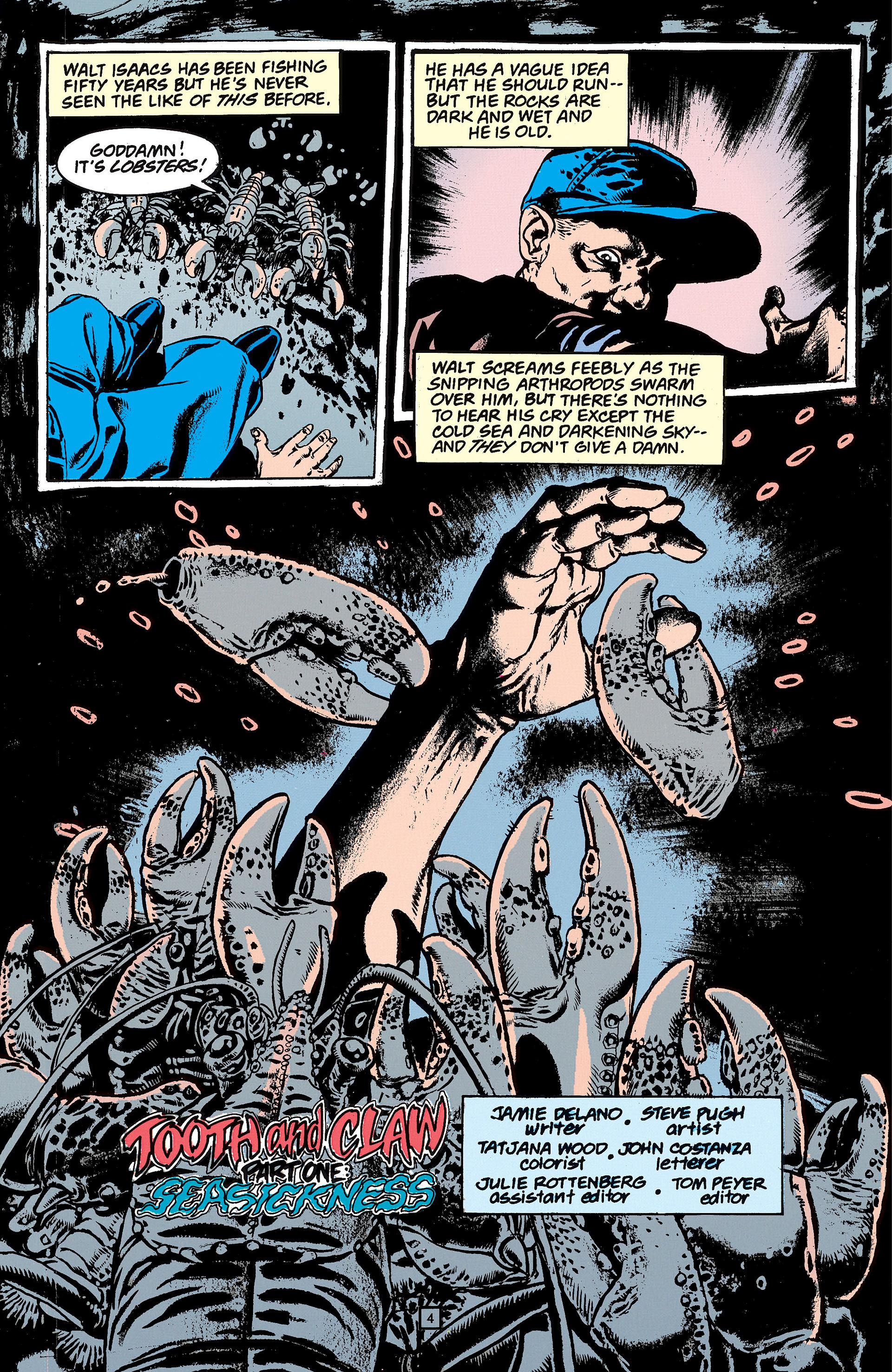 Read online Animal Man (1988) comic -  Issue #61 - 5