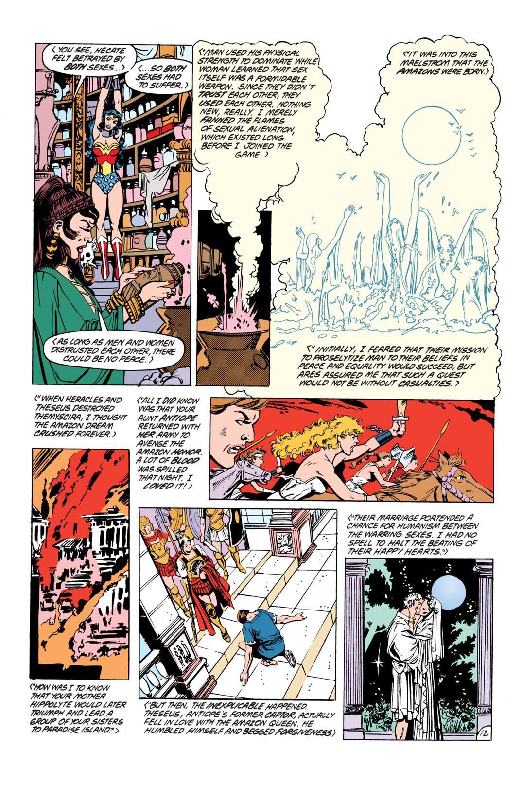 Read online Wonder Woman (1987) comic -  Issue #19 - 13