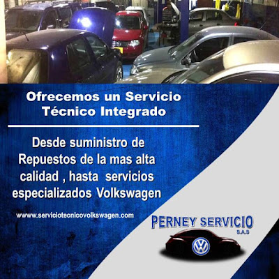 Servicio Integrado Volkswagen Perney Servicio SAS