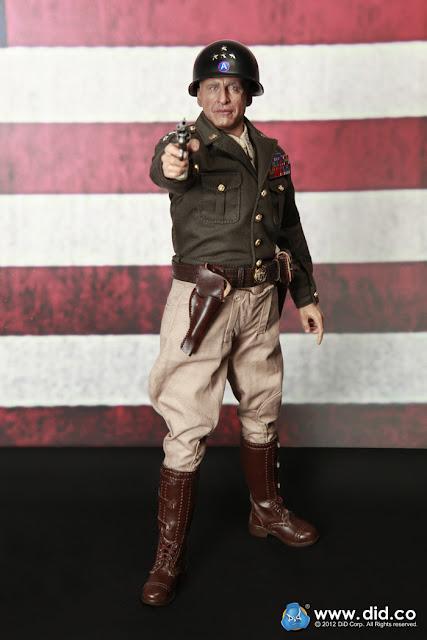 General George Patton Uniform Breeches