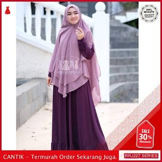 Jual RRJ227D112 Dress Maziya Syari Wanita Lh Terbaru Trendy BMGShop