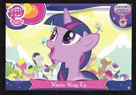 MLP Winter Wrap Up Series 3 Trading Card