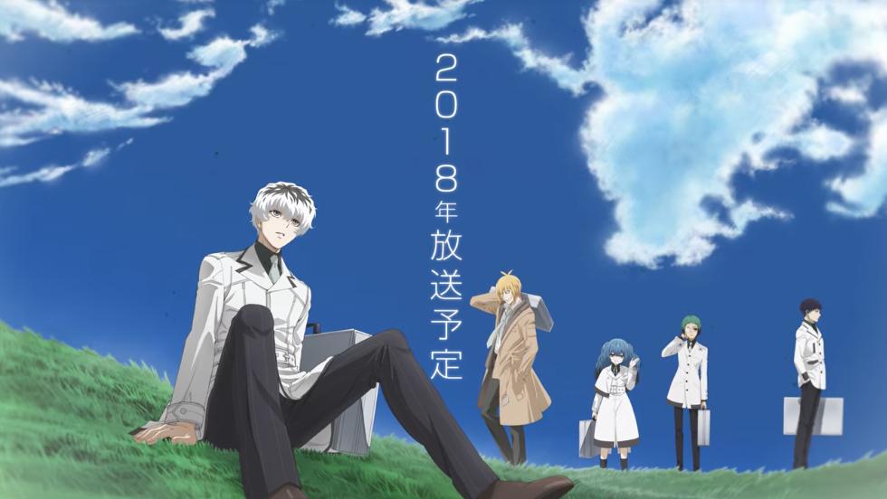 Tokyo Ghoul: re tendrá adaptación de anime en 2018