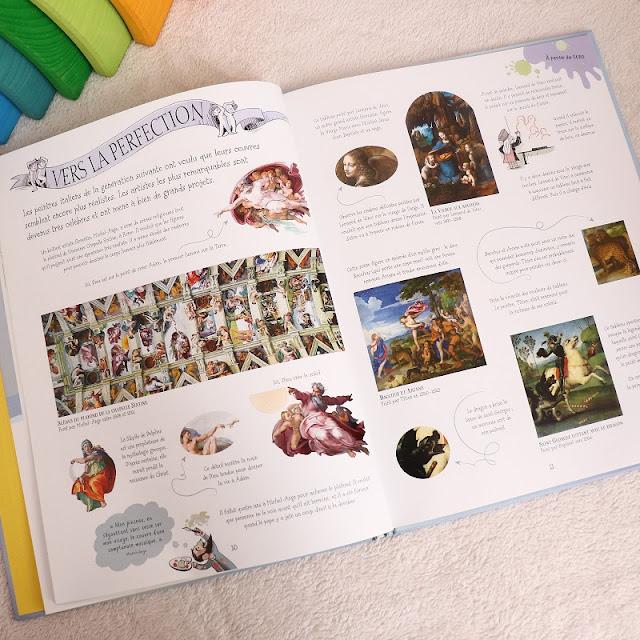Document art pour enfants