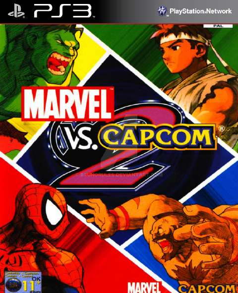 descargar marvel vs capcom 2 android apk