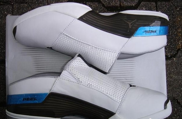 Xin's Sneaker: Nike Air jordan XVII17 Slipper