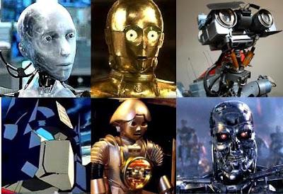 Foto de diferentes Robots