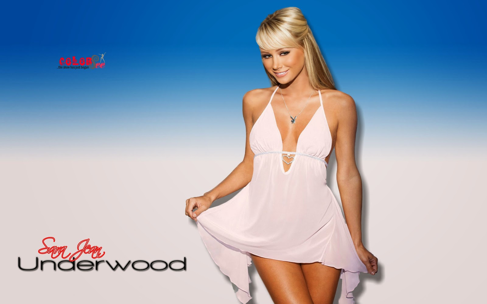 image Sara jean underwood american icon photoshoot