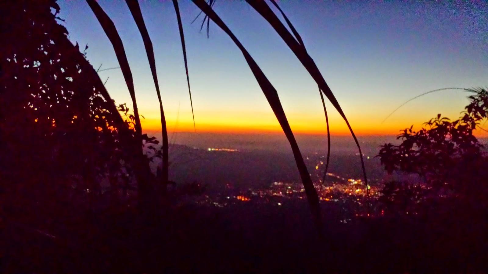 Mountain Cristobal; The Devils Mountain?