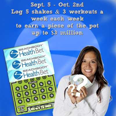 win money working out, health bet, beachbody health bet, win money to lose weight