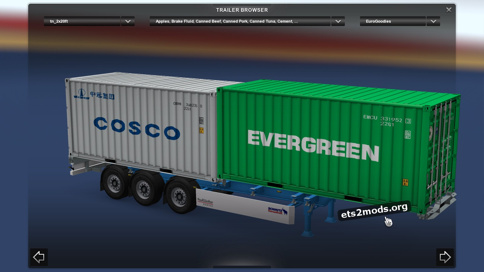 SCS Trailer Patch