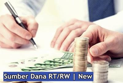 Sumber Dana RT/RW | New