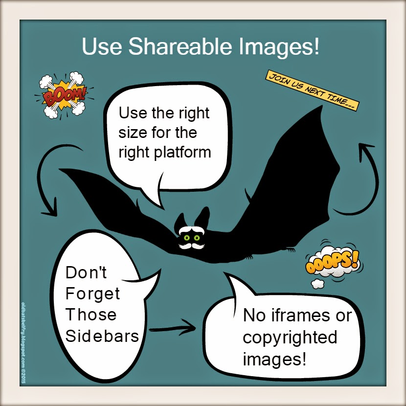 It Is A Visual World! Use Shareable Images