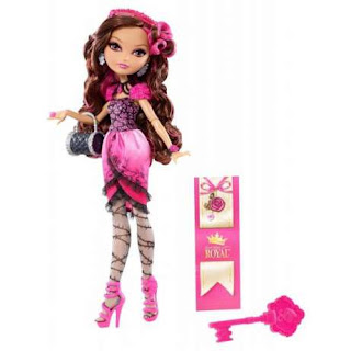 Ever After High Briar Beauty Doll Basic
