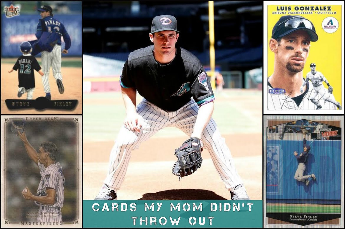 Cards My Mom Didn't Throw Out