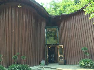 あけぼの子どもの森公園 ムーミン屋敷