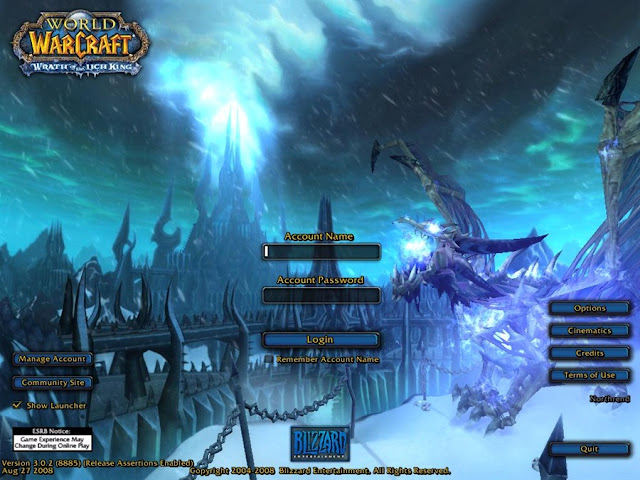 World of Warcraft Wrath of the Lich King Download Photo