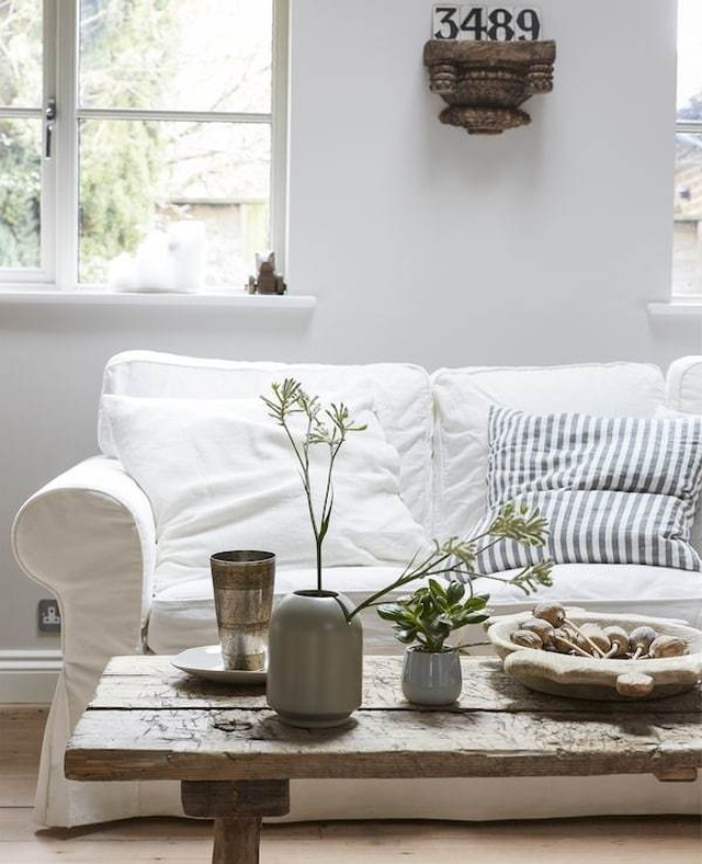 Ikea ingatorp tavolo allungabile bianco 110/155 cm : Country Chic Per Un Casa In Campagna Firmata Ikea