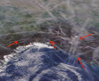 Risultati immagini per italia scie chimiche satellite