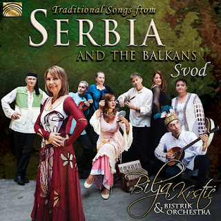 Bilja Krstić Traditional Songs From Serbia  And The Balkans Svod