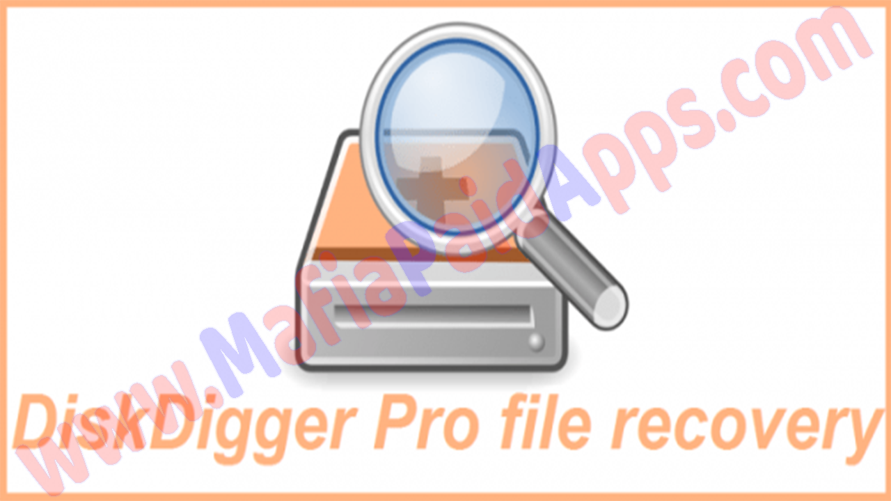 DiskDigger Pro file recovery (root) 1 0 pro 2018_01_03 Apk