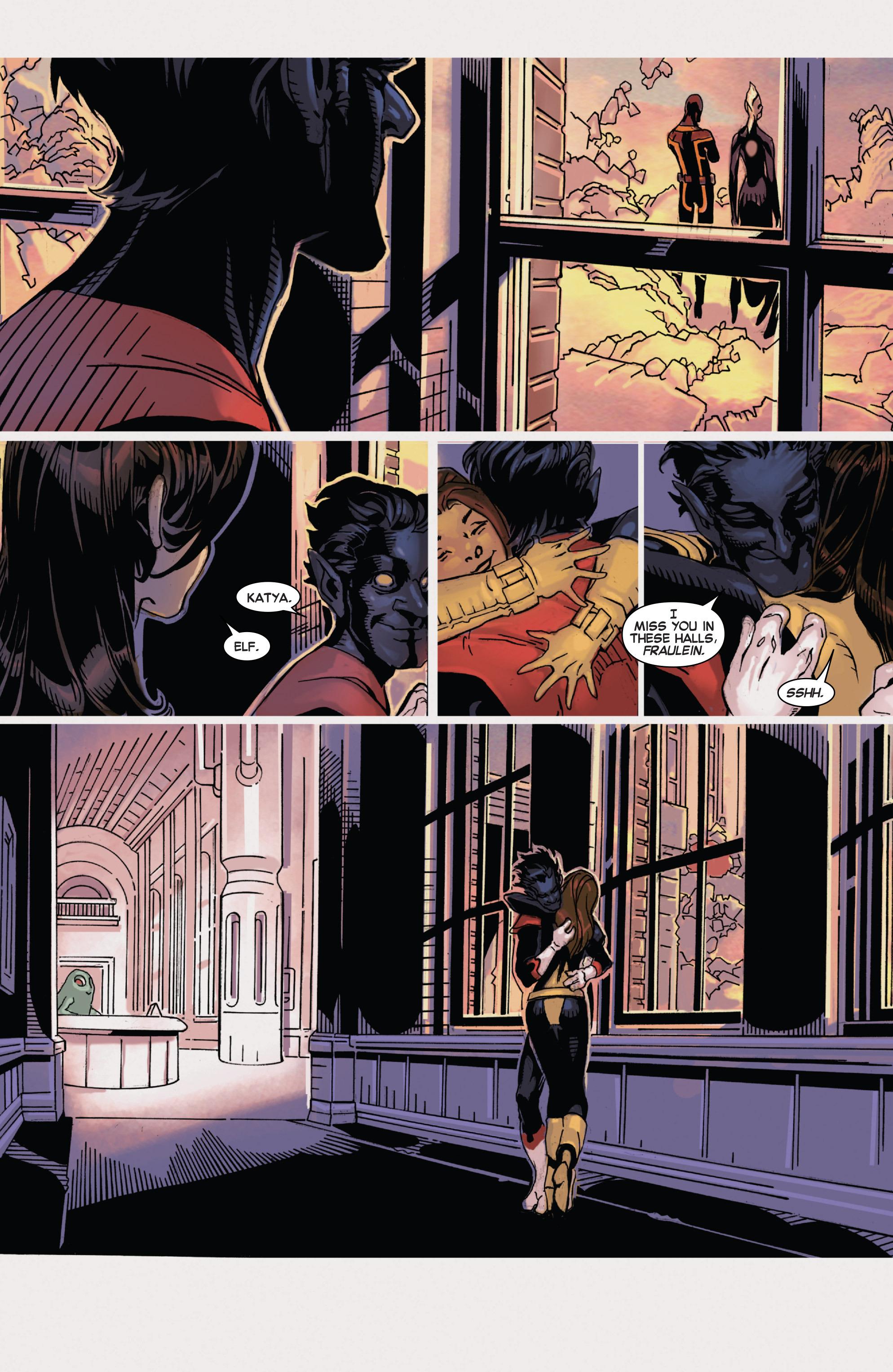 Read online Uncanny X-Men (2013) comic -  Issue #25 - 8
