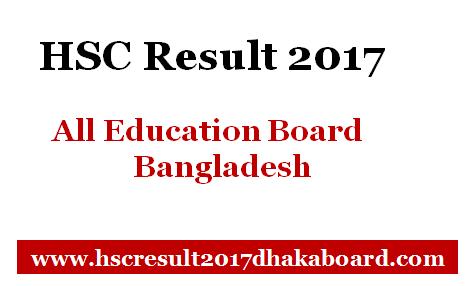 www.hsc result 2017 bd.com HSC Result 2017