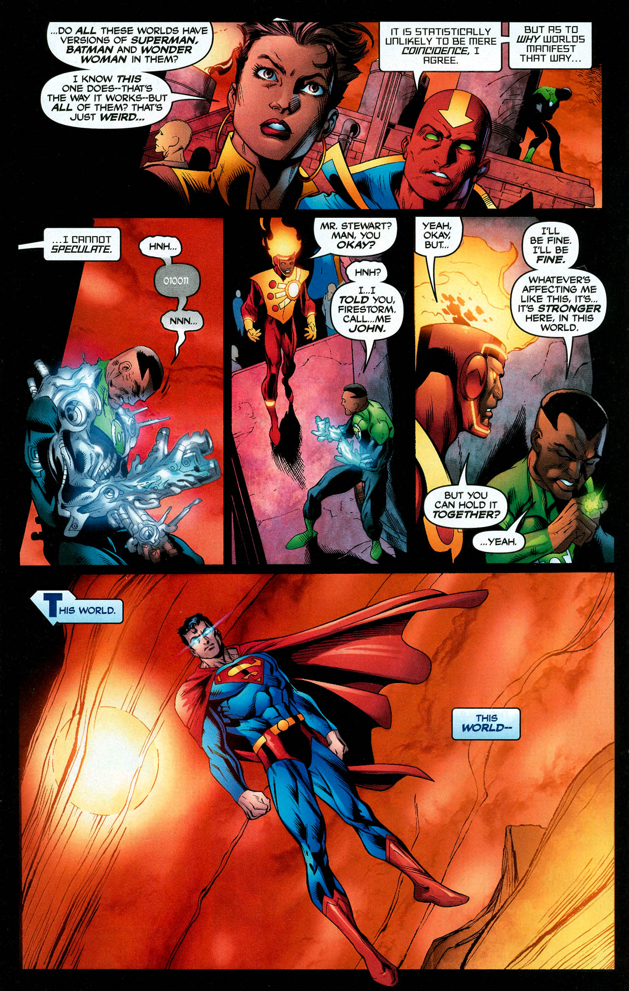 Read online Trinity (2008) comic -  Issue #11 - 11