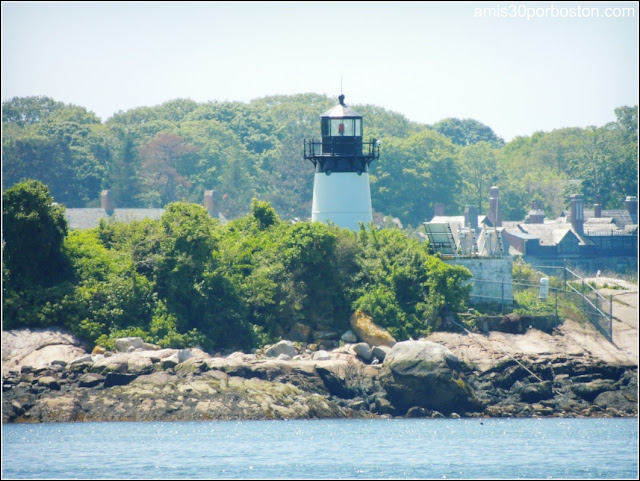 Ten Pound Island Light, Gloucester