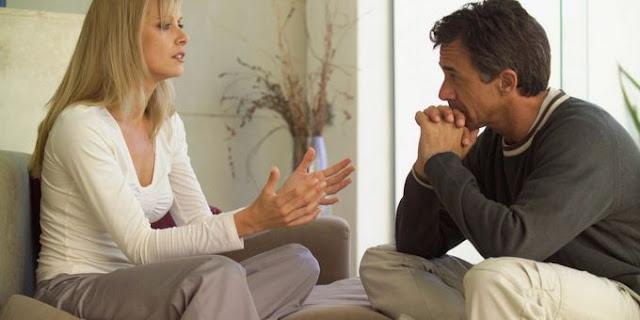 Inilah Hal-Hal Buruk yang Anda Katakan Saat Bertengkar Dengan Pasangan