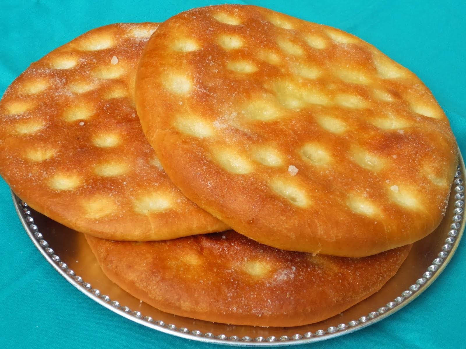 Tortas panaderas dulces con KitchenAid Ana Sevilla