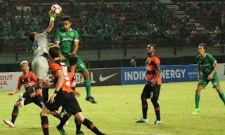 Hasil Skor Perseru Serui vs  Persebaya Surabaya 3-1 Liga 1 Selasa 31 Juli 2018