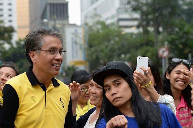 Mar gets snobbed in Hong Kong?