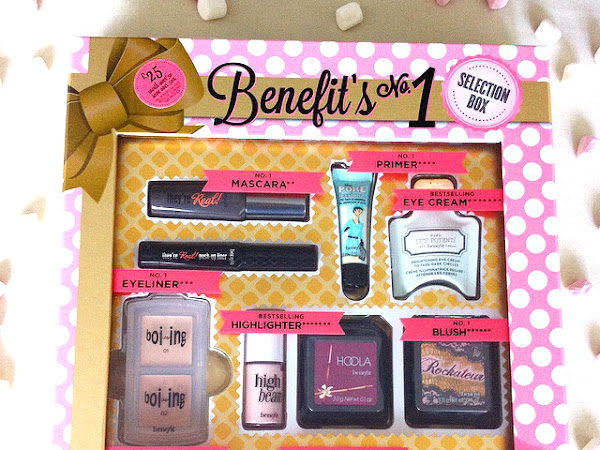 Benefit's No.1 Selection Box Review
